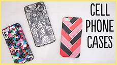 diy cell phone cases and easy