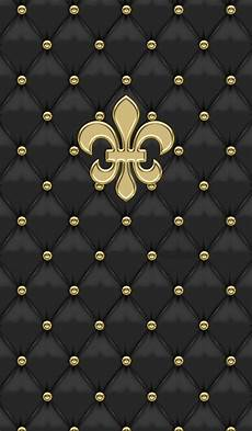 it is a luxury theme with a black leather gold bling