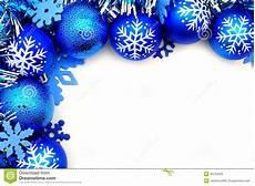Blue Holiday Border Christmas Border Stock Image Image Of Celebration