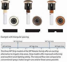 Mp Rotator Side Chart Hunter Mp Rotator Nozzles Rotory Nozzles