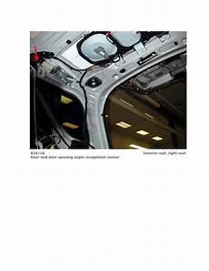 Service Manual Manual Lock Repair On A 2006 Mercedes Benz