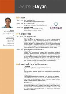Best Reumes Best Resume Format 2016 Which One To Choose In 2016