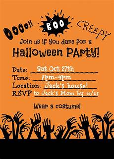 invitation ideas for party halloween party ideas for kids momof6