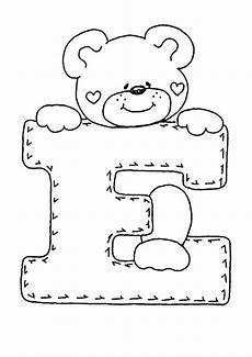 Ausmalbilder Einzelne Buchstaben Ausmalbilder Buchstaben E Stickerei Alphabet Ausmalbilder