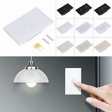 Touch Control Led Lights Smart 1 2 3 Gang 1 Touch Control Glass Crystal Led Panel
