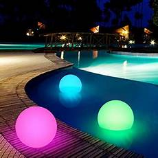 Glow Buoy Floating Pool Light 10 Best Floating Pool Lights Amp Underwater Pool Lights To