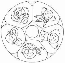 Malvorlage Fasching Gratis Ausmalbild Mandalas Mandala Verkleiden Kostenlos