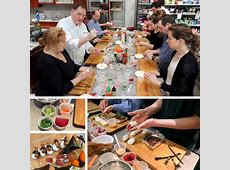 Making Sushi and Friends   The New York Times