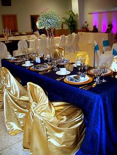 baby blue and gold wedding decorations baby for a by royal blue centerpiece royal blue and gold