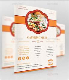 Catering Flyers Design Free 25 Awesome Catering Flyer Templates In Ai Psd