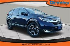 2019 Honda Touring Crv by New 2019 Honda Cr V Touring Sport Utility In Greeley