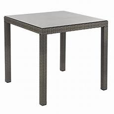 tavolo in rattan sintetico tavolo quadrato con vetro etnico outlet mobili etnici