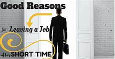 Reason For Leaving Moving Good Reasons For Leaving A Job After Short Time Wisestep