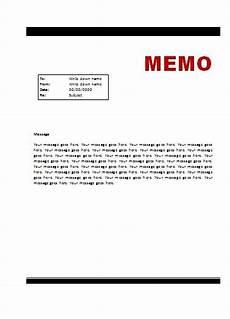 Memo Template Memo Templates 5 Free Printable Word Amp Pdf Formats