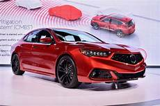 Acura Tlx 2020 Horsepower by 2020 Acura Tlx Pmc Edition Debuts Ahead Of 2020 New York