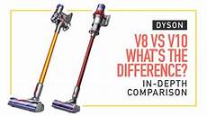 Dyson Chart Dyson V8 Vs V10 What S The Difference In Depth Comparison