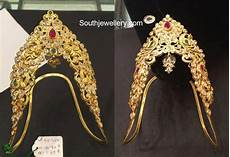 Arm Vanki Designs In Gold Arm Vanki Latest Jewelry Designs Jewellery Designs