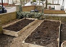 free raised beds from a palette it s easy ish