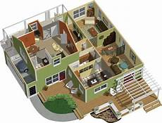 Home Design Story Review Home Designer By Chief Architect 3d Floor Plan Software Review