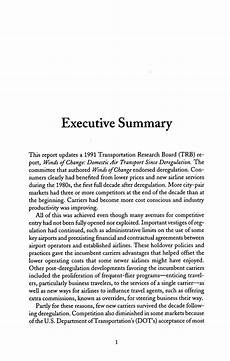 executive summary of books 4 executive summary entry and competition in the u s