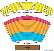 Singletary Center For The Arts Seating Chart Singletary