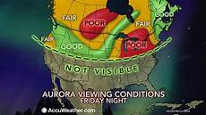 Northern Lights Whistler Tonight Northern Lights Should Be Visible Across Much Of The Us