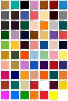 Hisandher Com Color Chart Midwest Lettering Color Chart