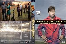 Friday Night Lights Season 4 Dvd Friday Night Lights Season 4 Tv Dvd Custom Covers