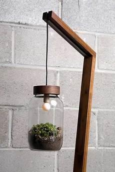 Plant Light Floor Lamp Contemporary Floor Lamp Blending Lighting Design And Glass