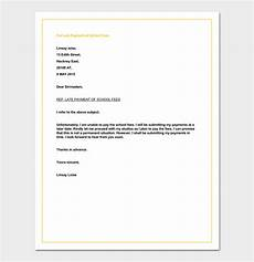 Late Payment Letter Sample Apology Letter For Late Payment 4 Samples Examples