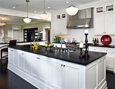 kitchen countertop decor ideas 55 inspiring black quartz kitchen countertops ideas