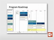 Program Roadmap Template Program Roadmap Project Templates Guru