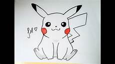 desenho passo a passo como desenhar o pikachu how to draw pikachu
