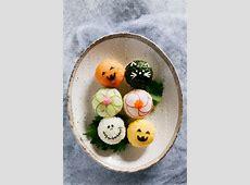 Halloween Temari Sushi   Chopstick Chronicles