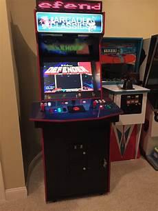 pete s gameroom mame arcade cabinet