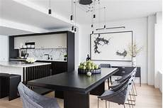 a cred kitchen and dining room become one ideal
