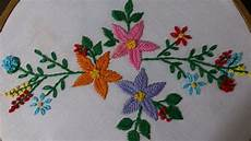 embroidery stitches tutorial embroidery designs