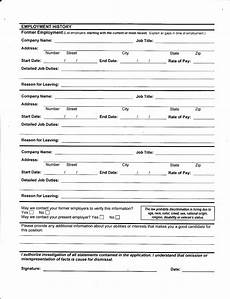 Generic Printable Employment Application America Do You Want To Work Printable Application