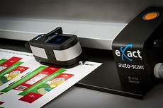 X Rite Exact Auto Scan Measures Print Color Bars Faster
