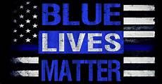 Blue Line Profile Pic Blue Lives Matter Police News Blue Lives Matter