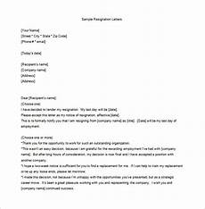 Exit Letter To Employer Exit Letter To Employee Sample Letters Free Sample Letters