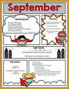 Newsletter Templates School School Newsletter Templates Business Mentor