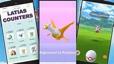 Pokemon Go Latias Iv Chart Top Counters For Shiny Latias Raids 100 Iv Raid Guide