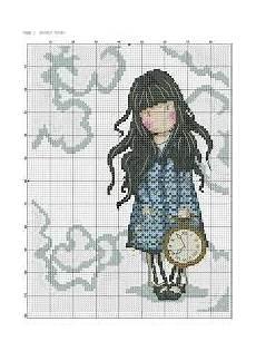 Gorjuss Cross Stitch Charts Image Result For Gorjuss Cross Stitch Patterns Gorjuss