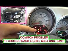 Chrysler 200 Battery Light Came On Chrysler Pt Cruiser Dash Lights Instrument Cluster Lights