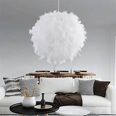 Feather Light Furniture Feather Pendant Light Homeadore Shop