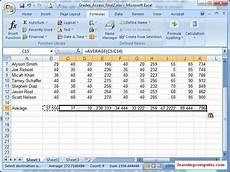Sample Microsoft Excel Microsoft Excel Formulas Tab It Computer Training