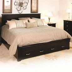 amish cosmopolitan frame bed with 2 footboard
