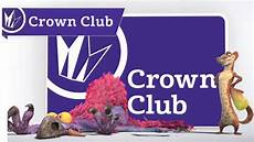 Lost Regal Crown Club Card Ice Age Collision Course Regal Crown Club Loyalty Card
