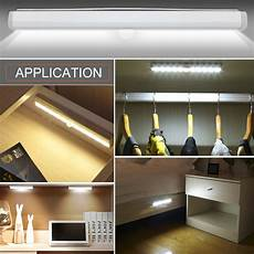 led cabinet light with pir motion sensor l 6 10